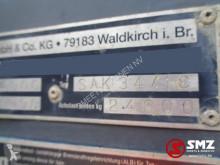Voir les photos Semi remorque Dieplader Oplegger hooklift/amplirol