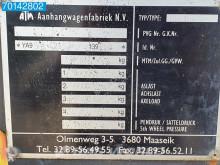 View images ATM OKA 15/27 25m3 NL-Tipper Liftaxle Abdeckklappen semi-trailer