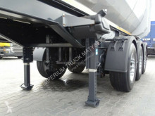 View images Mega JANMIL / 30 M3 / WEIGHT: 5400 KG / LIFTED AXLE semi-trailer