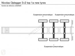 Voir les photos Semi remorque Nicolas Oplegger 3+2 top 1a new tyres