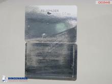 Zobaczyć zdjęcia Naczepa Feldbinder Powder tank alu 40 m3 / 1 comp