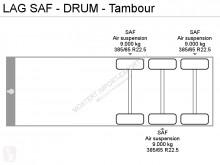 Zobaczyć zdjęcia Naczepa LAG SAF - DRUM - Tambour