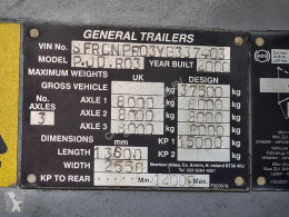 View images M&G / air suspension / ROR semi-trailer