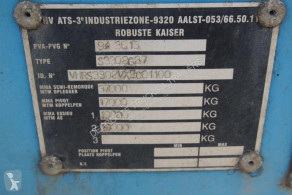 View images Robuste Kaiser 19 cub in steel semi-trailer