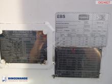 Voir les photos Semi remorque Feldbinder Powder tank alu 40 m3 / 1 comp + engine/compressor