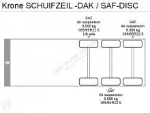 Voir les photos Semi remorque Krone SCHUIFZEIL -DAK / SAF-DISC