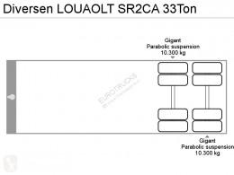 View images Nc LOUAOLT SR2CA 33Ton semi-trailer