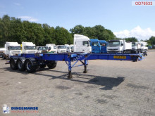 Voir les photos Semi remorque SDC container trailer 20-30-40 ft