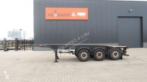 Voir les photos Semi remorque Schmitz Cargobull 20FT/30FT ADR-Chassis, SAF+Scheibebremsen, Liftache, NL-Chassis