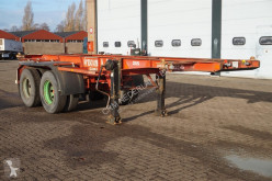 View images Van Hool Container chassis 20ft. / Steel suspension semi-trailer