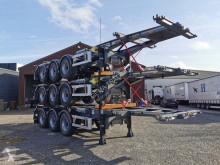 Voir les photos Semi remorque Van Hool A3C002 20FT 30FT - TANK SWAP - ADR - NEW / UNUSED - 5 units available