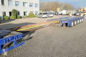 Bekijk foto's Trailer Goldhofer STZ-L5-58/80 A, 5-Achser, ausziehbar, gelenkt