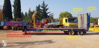 Voir les photos Semi remorque Castera 2 essieux