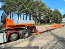 View images Broshuis 72.5T - 3ABD-48 +5m50 Extendable - Removable Neck - Top Condition !!! BELGISCHE PAPIEREN - 3x STEERING AXLE WITH REMOTE CONTROL semi-trailer