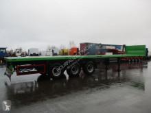Voir les photos Semi remorque nc Full steel - drum brakes - container transport