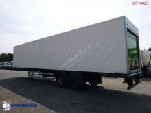 Voir les photos Semi remorque Gray & Adams Frigo trailer + Carrier Vector 1800 diesel/electric