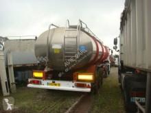 View images Magyar CITERNE INOX ALIMENTAIRE 3 ESSIEUX 28000L  4 COMP  S/LAMES semi-trailer