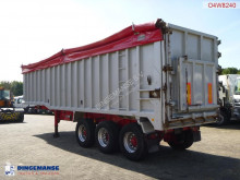 View images Wilcox Tipper trailer alu 54 m3 + tarpaulin semi-trailer