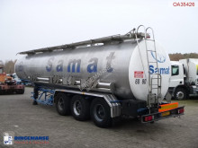 Voir les photos Semi remorque BSLT Chemical tank inox 34 m3 / 4 comp