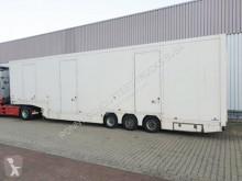 Voir les photos Semi remorque nc GAV SSA 28 Mega GAV SSA 28 Mega Autotransporter geschlossen