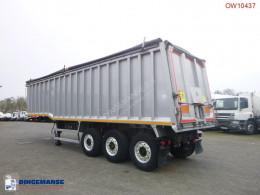 View images Wilcox Tipper trailer alu 48.5 m3 + tarpaulin semi-trailer