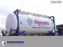 Vedere le foto Attrezzature automezzi pesanti Magyar Tank container IMO 4 / 31 m3 / 20 ft / 3 comp