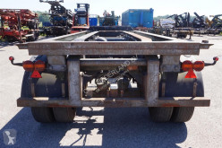 Voir les photos Semi remorque Nooteboom Container chassis 2-assig/kipper/20ft