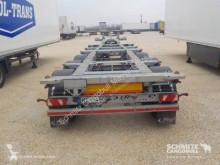 Voir les photos Semi remorque Fliegl Containerchassis Standard