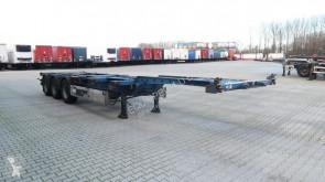 Zobaczyć zdjęcia Naczepa Krone 40FT HC, extendable at the rear, NL-Chassis