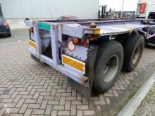 Voir les photos Semi remorque Pacton 20 FT chassis / Steel suspension / Double montage