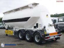 View images Feldbinder Powder tank alu 40 m3 / 1 comp semi-trailer