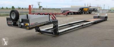 View images Rojo Trailer Plateau extra-surbaissé neuf double extension à essieux pendulaires. Livraison immédiate. semi-trailer