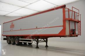 View images Pacton 40 ft skelet met bandlosser semi-trailer