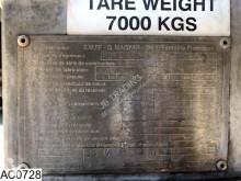 Voir les photos Semi remorque Magyar Chemie 27500 Liter, Isolated tank, 50c, 4 bar