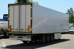 View images Krone Carrier Vector 1550 /Strom/DS/Lift A/Miete 1580€ semi-trailer
