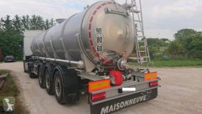 Voir les photos Semi remorque Maisonneuve Citerne inox 26000 litres