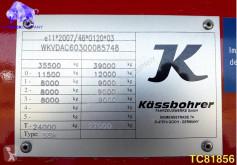 Voir les photos Semi remorque Kässbohrer SSK 40 Silo