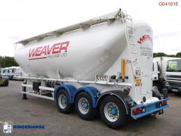 Voir les photos Semi remorque Spitzer Powder tank alu 43 m3 / 1 comp