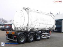 Zobaczyć zdjęcia Naczepa SDC container trailer 20-30 ft + pump