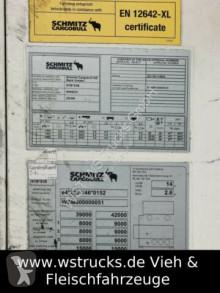 Voir les photos Semi remorque Schmitz Cargobull SKO 24 Vector 1950 Strom MT /Doppelstock Bi Temp