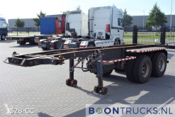 Voir les photos Semi remorque Pacton 2126C-2 | 20ft * STEEL SUSPENSION