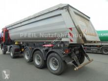 View images Meiller MHPS 12/27 Stahlmulde- BPW- LIFT- Trommelbremsen semi-trailer