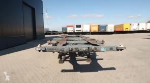 Zobaczyć zdjęcia Naczepa Groenewegen 20FT/30FT, BPW, Liftaxle, ADR (EXII, EXIII, FL, OX, AT), NL-chassis