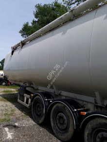 Voir les photos Semi remorque Eurovrac cuve céréalière