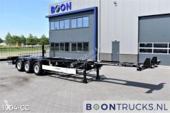 View images Krone SDC 27 BOX LINER   2x20-30-40-45ft HC * LIFTAS * NIEUW/ONGEREGISTREERD semi-trailer