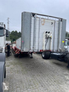 View images Fliegl PORTE ENGINS semi-trailer