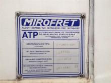 Voir les photos Semi remorque Mirofret FRIGORIFICO