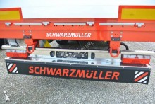 Voir les photos Semi remorque Schwarzmüller semirimorchio cassonato aperto con sponde e piantane nuovo