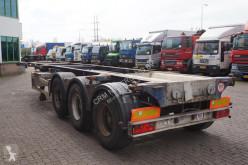 Voir les photos Semi remorque Desot Container chassis 3-assig 20,30ft ADR