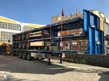 View images Donat Flatbed semi-trailer